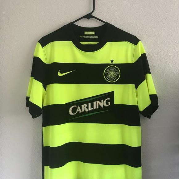 new product 3b0ef fd868 Celtic FC Jersey 2009-2011 (Away) (M)